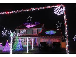 christmas lights in maryland fatal house fire christmas lights unite families spray paint spree