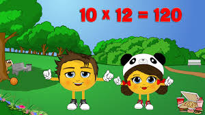 times tables the fun way online 12 times tables have fun learning youtube