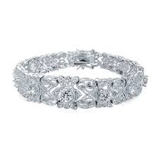 sterling bridal wedding bracelets look your best with our