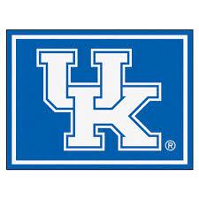 Area Rugs Uk by Of Kentucky Wildcats Area Rug Nylon 8 U0027 X 10 U0027