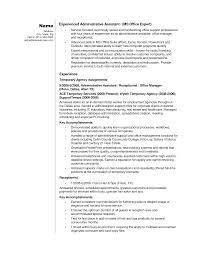 receptionist resume fastweb front desk receptionist resume