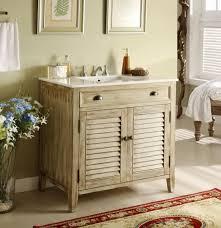 bathroom fine rustic vanity with ceramic tile bathroom unfinished wood rustic vanity design with louvered doors style vanities