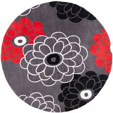 Modern Round Rugs by Rug Mda620a Modern Art Area Rugs By Safavieh