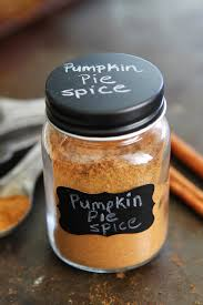 how to make pumpkin pie spice the pioneer woman