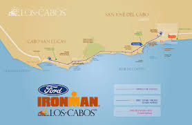 Cabo San Lucas Mexico Map by Adam Hill Blog Ironman Los Cabos 2014 Pre Race Check In