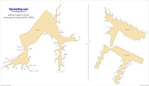 Tampa Airport Map Delta Virtual Destinations