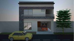 Home Design 500 Sq Yard by 100 Sq Yards House Plans Is Narrow From The Front As The Front Is