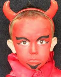 Kids Halloween Devil Costumes Face Painting Halloween Google Images Google Face