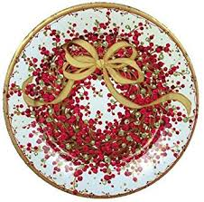 christmas plate christmas plates christmas paper plates christmas party