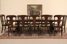 antique maple dining room set maple drop leaf table and chairs