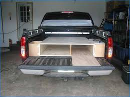 truck bed storage box diy allcomforthvac everything that you have will look more excellent