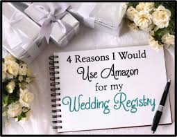how to create a wedding registry 4 reasons why you need to create a wedding registry on