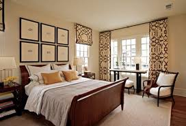 Brown And Ivory Curtains Tips To Help You Choose The Perfect Bedroom Window Treatments