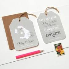 luggage tag save the date most unique save the dates wedding abroad luggage labels and