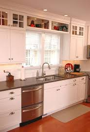 innovative kitchen cabinets with windows kitchen cabinets with