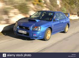 subaru impreza modified blue car subaru impreza wrx sti limousine coupe lower middle sized