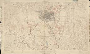 San Gabriel Map Texas Topographic Maps Perry Castañeda Map Collection Ut