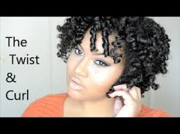 twist and hair the twist and curl no heat curls