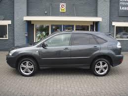 used lexus hybrid cars for sale used lexus other rx 400h executive navigatie schuif kanteldak