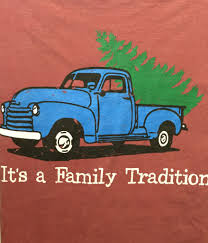 Comfort Colors Brick Red Brick Long Sleeve Comfort Color Family Tradition Shirt Bella