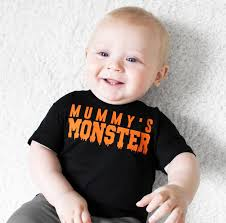 Toddler Halloween Shirt by Halloween Mummy U0027s Monster Children U0027s T Shirt By Precious Little