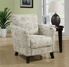 Contemporary Accent Chairs For Living Room Amazon Com Monarch Specialties Vintage French Fabric Accent Chair