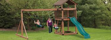 swing sets playsets playhouses 4 outdoor