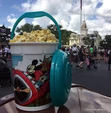 Disney World Souvenirs News Updates To Refillable Popcorn Bucket Program In Disney World