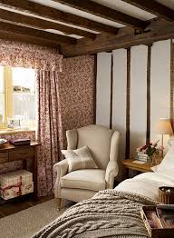 Laura Ashley Armchair Country Room Cosy Bedroom Country Days