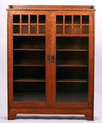 bookcase free craftsman style bookcase plans craftsman bookcase