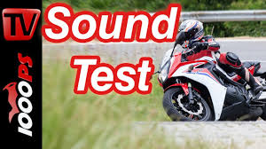 honda cbr list soundvideo honda cbr 650 f 4 zylinder sound youtube