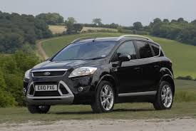 ford kuga upgraded for uk australia to stick with escape