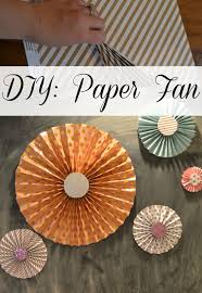 diy fans diy paper fans without answers