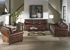 Brompton Leather Sofa Coco Brompton Leather Vintage Sofa