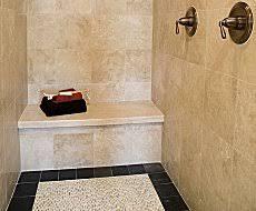 Bathroom Shower With Seat Bath Design Ideas