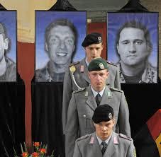 Kino Bad Salzungen Afghanistan Trauerfeier Für Gefallene Bundeswehr Soldaten Welt