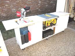 table saw workbench plans table saw workbench plans inspirational table saw bench plans