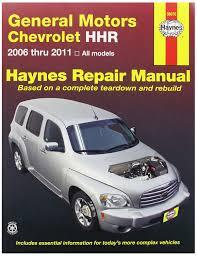 amazon com haynes repair manuals gm chevrolet hhr 2006 2011
