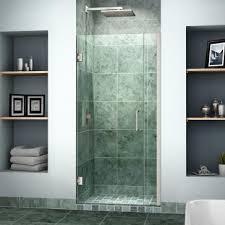 23 Inch Shower Door Dreamline Shdr 20297210 01 Unidoor 29 23 Inch Shower Door With 6