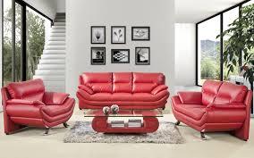 Red Home Decor Ideas Red Leather Sofa Living Room Ideas Home Design Ideas
