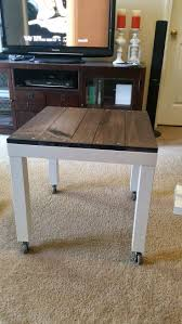 Sofa Table Ikea Hack Best 25 Ikea Hack Lack Ideas On Pinterest Table Basse Lack
