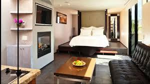 contemporary studio apartment design opulent all dining room