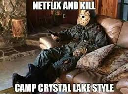 Jason Voorhees Meme - pin by abby normal on horror pinterest horror movie and tvs