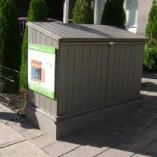 Free Wooden Garbage Bin Plans by Plans For Building A Shed Home Plastic Sheds Ebay Outdoor