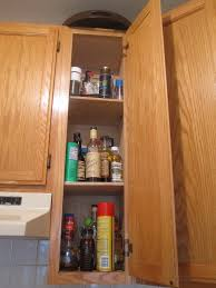 How To Organize Kitchen Cabinet by Condiments And Sauces How To Organize Kitchen Cabinets