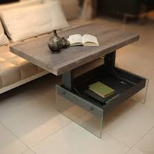 Small Living Room Table Coffee Table Living Room Glass Tables For Small Spaces Regarding