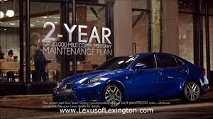 kuni lexus certified pre owned the spring collection sales event is at lexus of lexington youtube