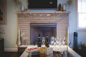 transform your home from christmas to nye in 5 minutes flat