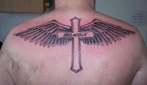 27 cross with wings ideas creativefan