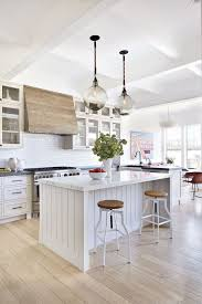interesting white kitchen tile backsplash modern wooden rounded